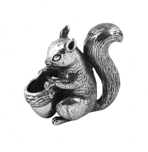 Squirrel and Acorn Pin Cushion